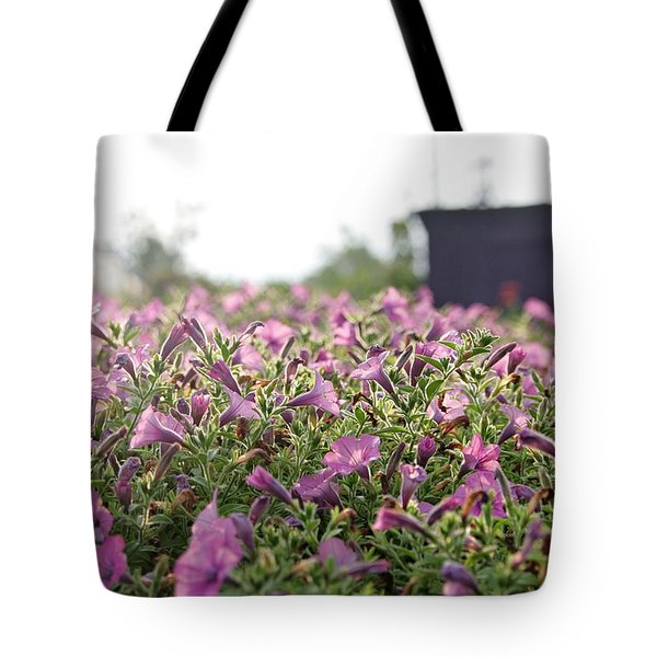 Morning Bugles Tote Bag