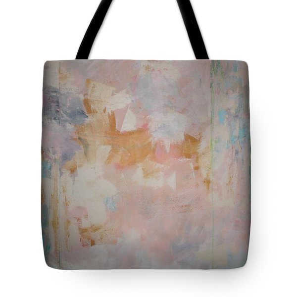 Morning Calm  C2010 Tote Bag