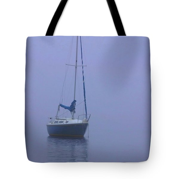 Morning Calm Tote Bag by Karol Livote
