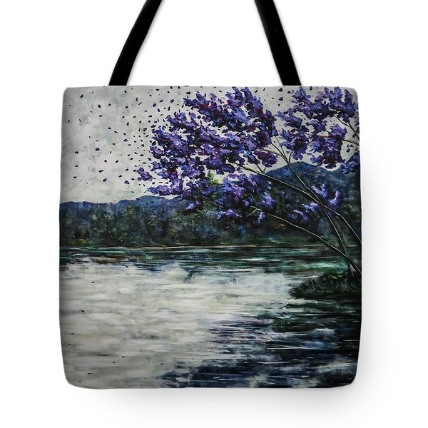 Morning Clarity Tote Bag