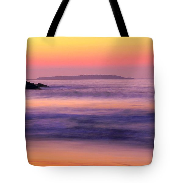 Morning Dream Singing Beach Tote Bag