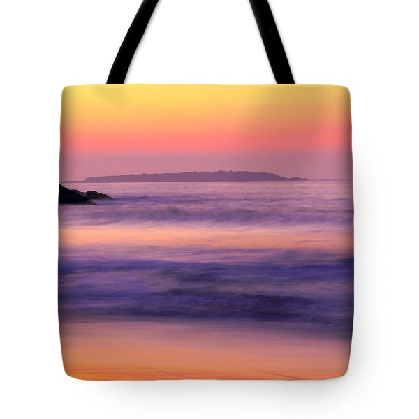 Morning Dream Singing Beach Tote Bag