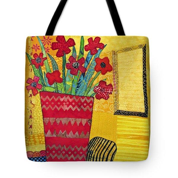 Morning Dreams Tote Bag by Susan Rienzo