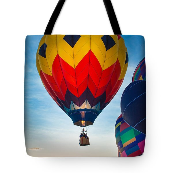 Morning Flight Tote Bag by Inge Johnsson