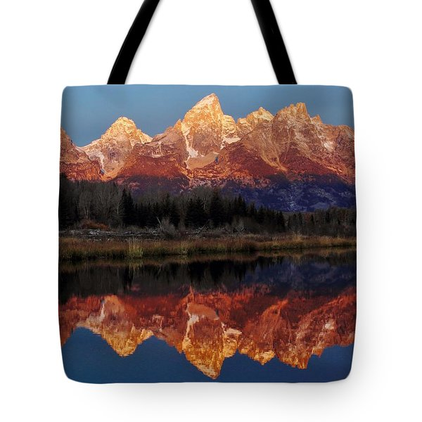 Tote Bag featuring the photograph Morning Glory by Benjamin Yeager
