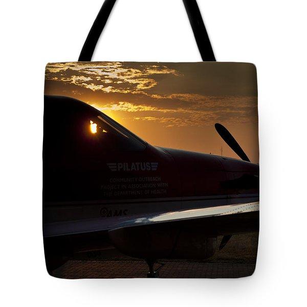 Morning Glory  Tote Bag by Paul Job