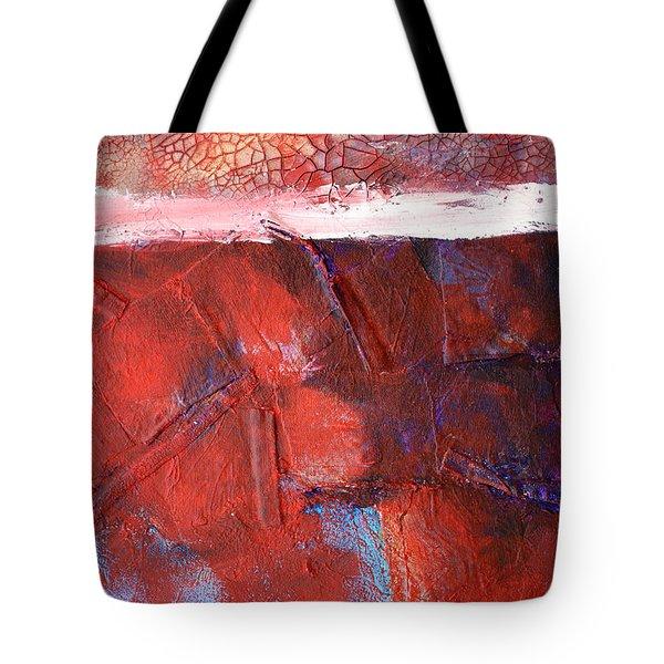 Morning Grit Tote Bag
