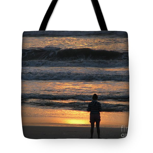 Tote Bag featuring the photograph Morning Has Broken by Greg Patzer