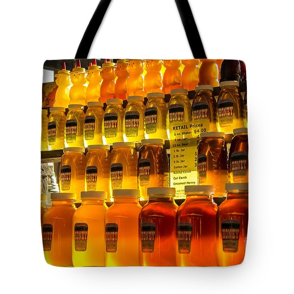 Morning Honey Tote Bag