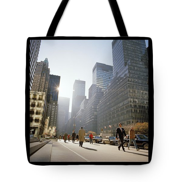 Morning In America Tote Bag by Shaun Higson
