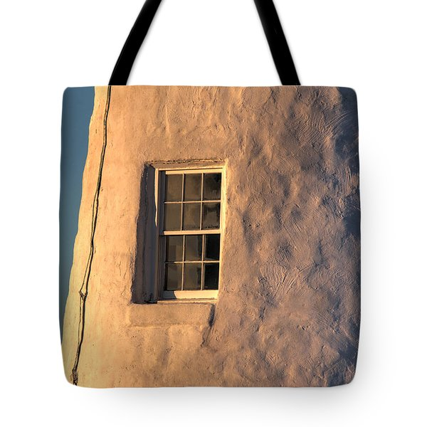 Morning Light At Pemaquid Tote Bag