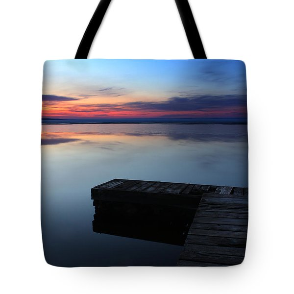 Morning Light Tote Bag by Brian Boudreau