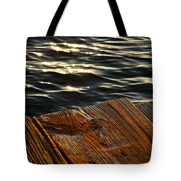 Morning Light Tote Bag by Laura Fasulo