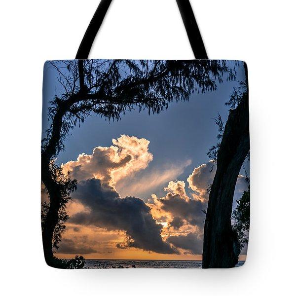 Morning Love Tote Bag