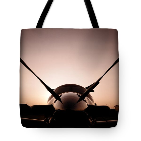Morning Mercy Tote Bag by Paul Job