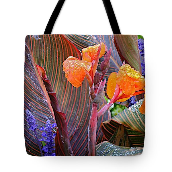 Tote Bag featuring the photograph Morning Rain by Joseph Yarbrough