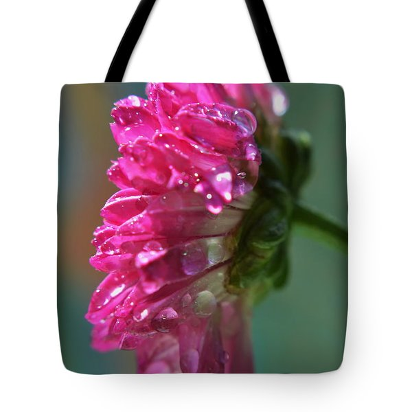 Morning Shower Tote Bag by Michelle Meenawong