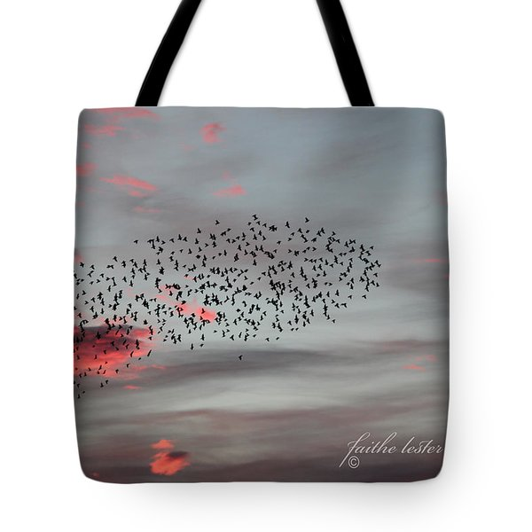 Morning Stretch Iv Tote Bag