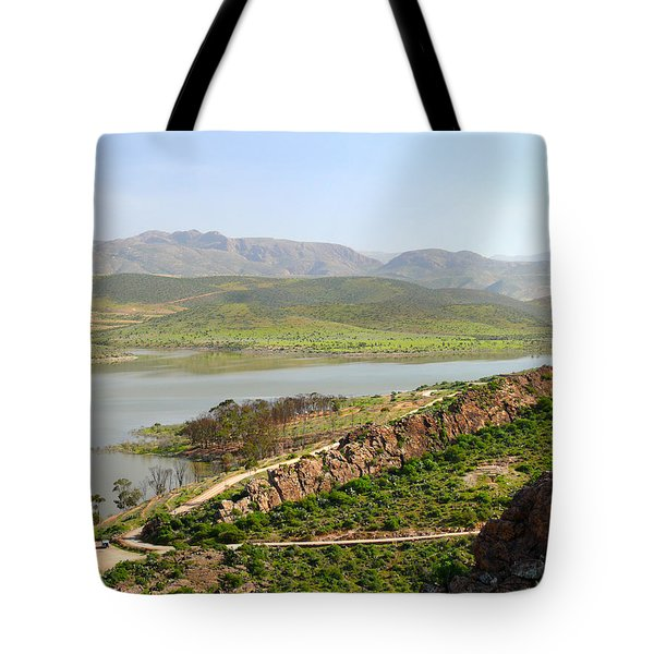 Moroccan Countryside 1 Tote Bag