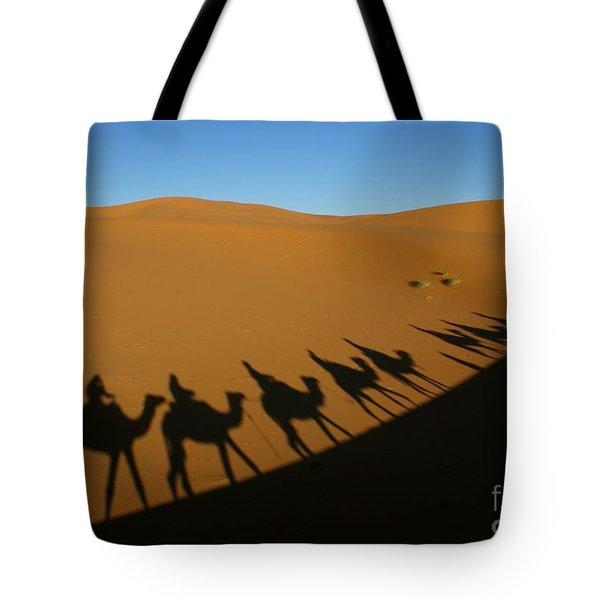 Tote Bag featuring the photograph Morocco by Mariusz Czajkowski