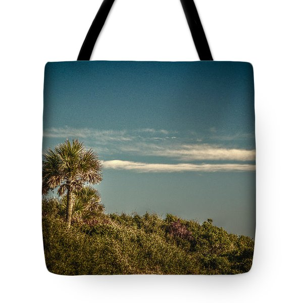 Morris Island Light Charleston Sc Tote Bag