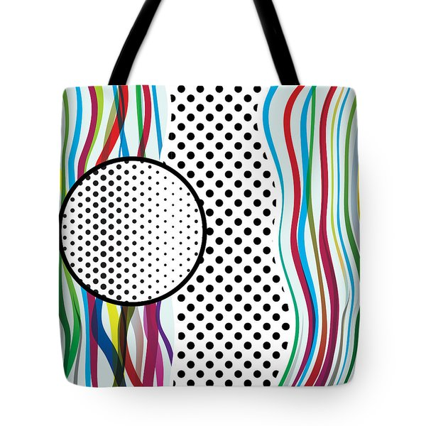Morris Like Pop Art Tote Bag