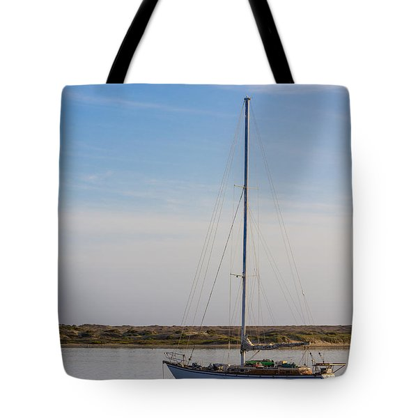 Tote Bag featuring the photograph Morro Bay 2 by Randy Bayne
