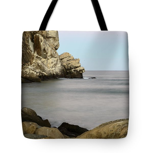 Morro Bay Morning 2 Tote Bag