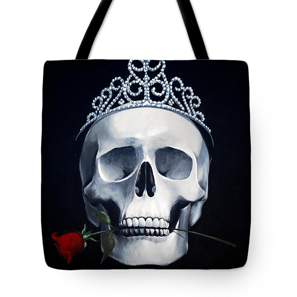 Mortal Beauty Tote Bag