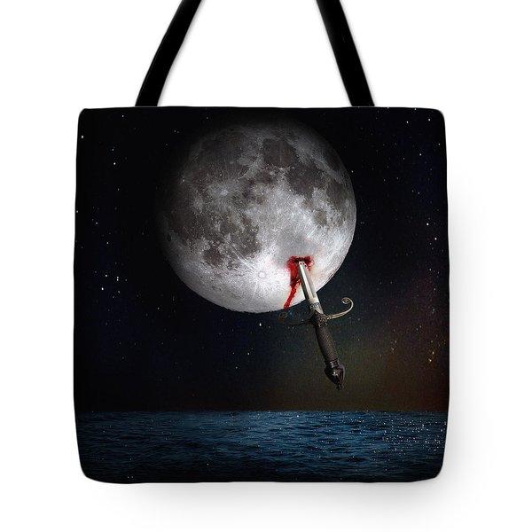 Morte Di Un Sogno - Dying Dream Tote Bag