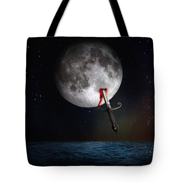 Morte Di Un Sogno - Dying Dream Tote Bag