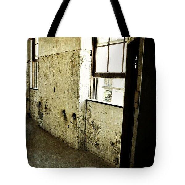 Morton Hotel Interior Tote Bag