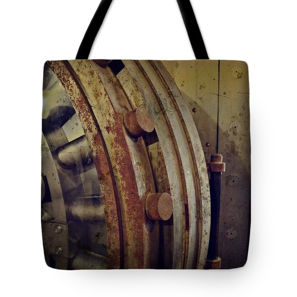 Morton Hotel Safe Tote Bag