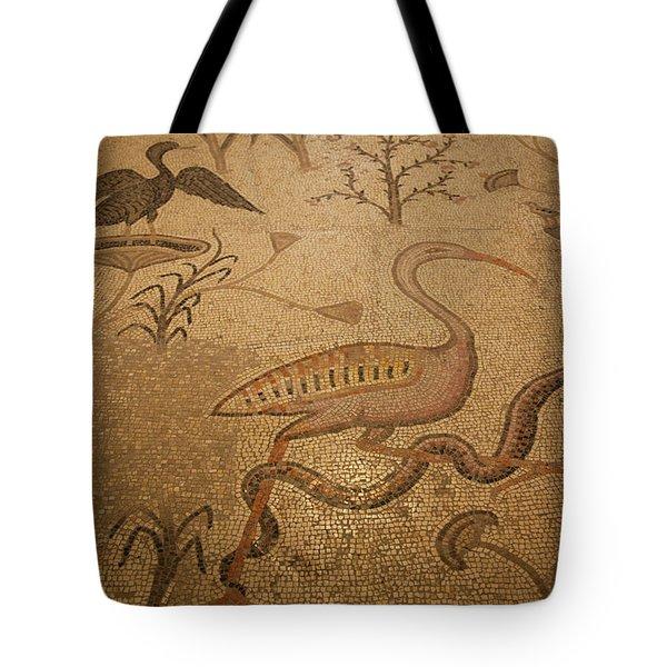 Mosaic Floor, Church Tote Bag