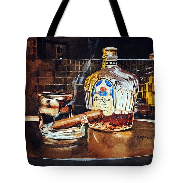 Mosaic Reflections Tote Bag