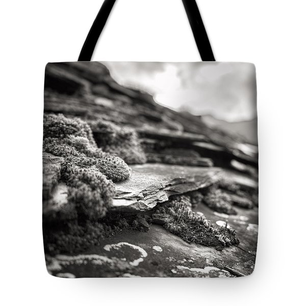Moss In Jance Tote Bag
