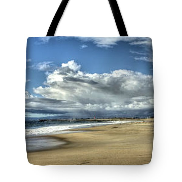 Moss Landing After The Rain 2 Tote Bag