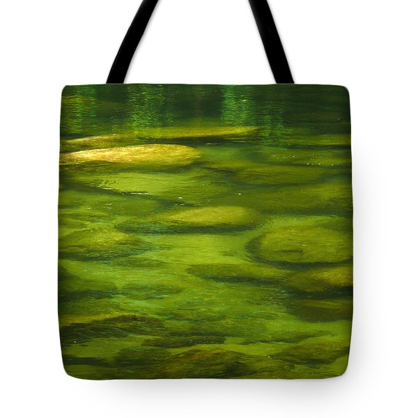 Tote Bag featuring the photograph Mossman by Evelyn Tambour