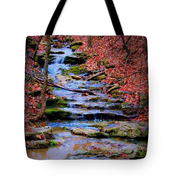 Mossy Creek Tote Bag