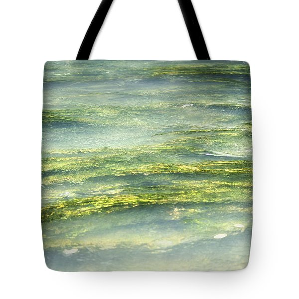 Tote Bag featuring the photograph Mossy Tranquility by Melanie Lankford Photography