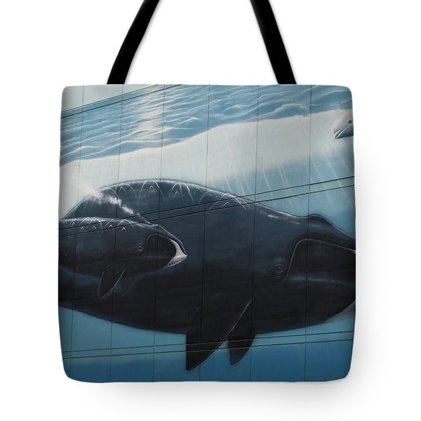 Mother And Baby Tote Bag by Tara Lynn