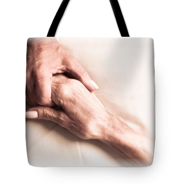 Mother And Daughter 2 Tote Bag