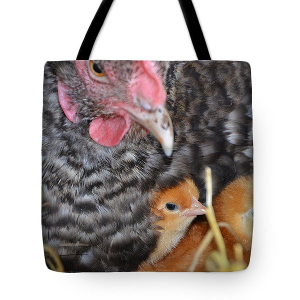 Mother Tote Bag by Charlotte Schafer