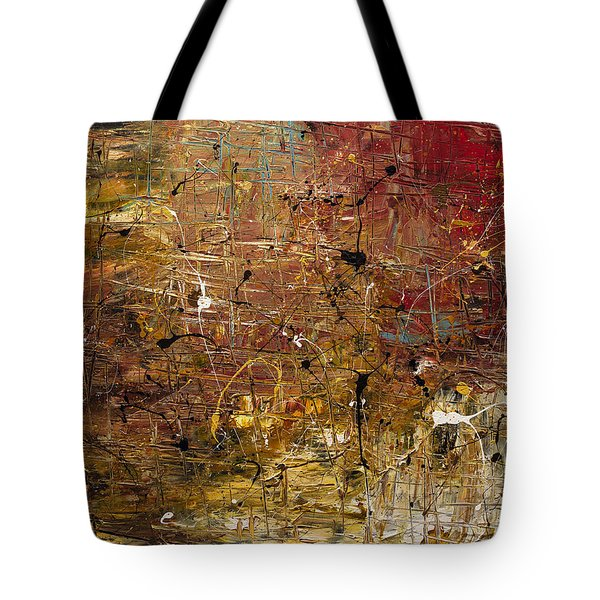 Mother Lode Tote Bag by Carmen Guedez