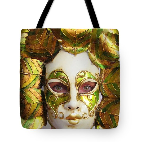 Mother Nature Tote Bag by Ramona Johnston