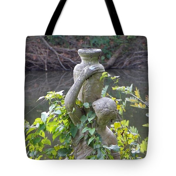 Tote Bag featuring the photograph Mother Natures Embrace by John Glass