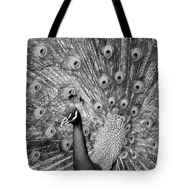 Mother Natures Fireworks Tote Bag