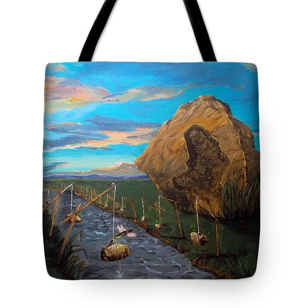 Mother Of Anguishes  Tote Bag