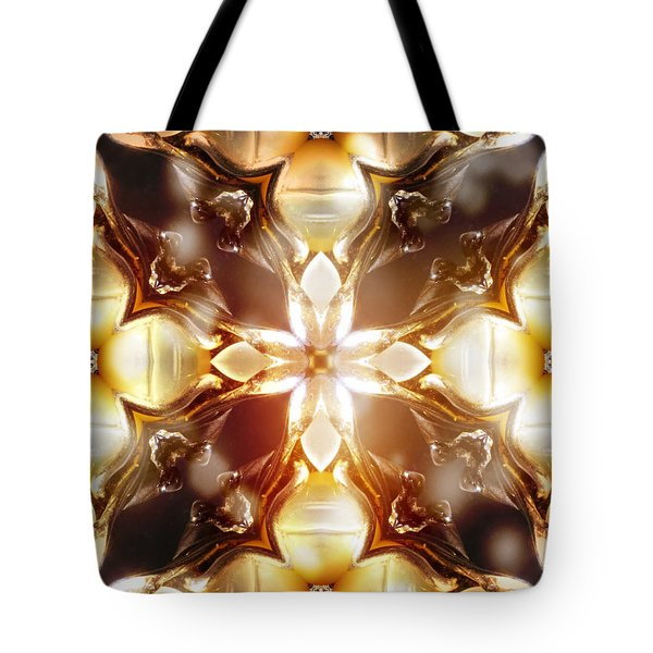 Mother Of Pearl Tote Bag by Shawna Rowe