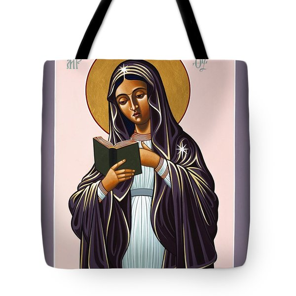 Mother Of The Incarnate Word 071 Tote Bag